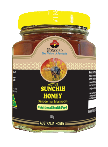 Lingzhi Honey